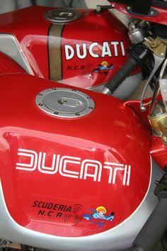 Ducati Scuderia NCR 600TT