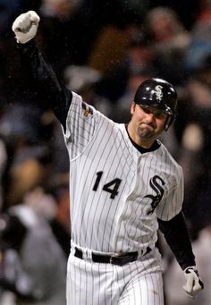 South Side Salute to Konerko For White Sox' Paul Konerko, 16 Years of Earning His Keep Is an Ample Farewell
