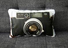 camera pillow