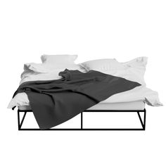 Soon entering the Limited Collection A bed is often the centerpiece of the bedroom. We will in near future bring you a bed frame which is visually pleasing by its timeless and minimalistic design. The BED FRAME comes in 90 x 200 and 180 x 200 (without bed slats)