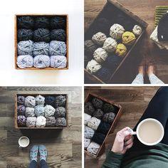 7 idées pour ranger ses pelotes de laine -