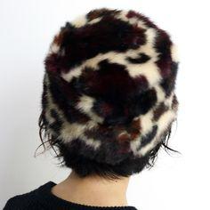 7b26b2da5bc41 ELEHELM HAT STORE  Russia hats Leopard grevi hats Leopard pattern GREVI  animal mode women s fall