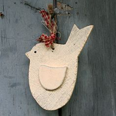 make a bird pattern like this to use on the Silhouette machine for ornaments