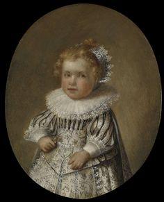 Anonymous, Portrait of Cornelis Cornelisz van Esch, 1632 - Rijksmuseum Amsterdam