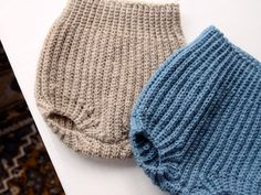 Mads blebukser | Eponas dagbog Crochet Baby, Knit Crochet, Chrochet, Patterned Shorts, Baby Dress, Knitted Hats, Knitting Patterns, Winter Hats, Clothes