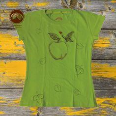 a estilo camisetas con día tu Camisetas Manzana CacaoDesigns para día pXUxZ