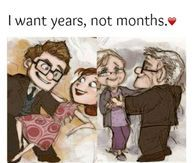 I Want Years, Not Months