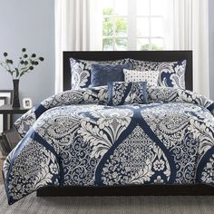 Vienna 210 TC Duvet Cover Set