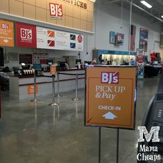 We Tried BJ's Wholesale Club Pick Up & Pay Service - here's a REVIEW of the new service! #ShopTheClub #Spon
