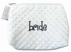 Michaels.com Wedding Department: Bride Make-Up Bag