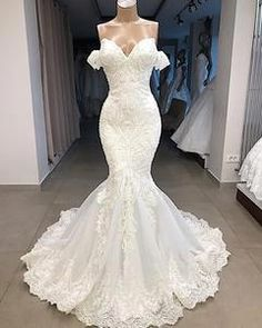 Vestido De Noiva Sereia Sexy Beaded Lace Mermaid Wedding Dresses 2019 Off Shoulder Bride Wedding Gowns Robe De Mariee Dress – fashion Western Wedding Dresses, Princess Wedding Dresses, Modest Wedding Dresses, Designer Wedding Dresses, Bridal Dresses, Wedding Gowns, Maxi Dresses, Beaded Dresses, Tulle Wedding