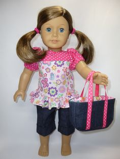 American girl doll outfit by CindyrellasCloset on Etsy, $20.00