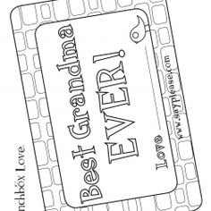 World's Best Dad Award, printable certificate along with