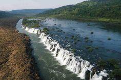 Mocona Falls, Argentina