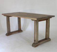 Would be great with some super modern chairs, right?