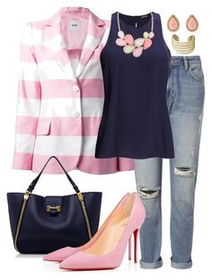 """""""Boy, I Love Being A Girl"""" by misha-lashet on Polyvore"""