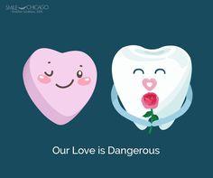 Valentine's Day meme for dentists #DentalHumor #SocialMedia www.rosemontmedia.com