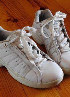 Kup mój przedmiot na #vintedpl http://www.vinted.pl/damskie-obuwie/obuwie-sportowe/15202772-buty-sportowe-adidasy-biale-41-26-cm