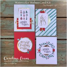 Welcome to the Ink it! Stamp it! Blog Hop. The Design Teamhavebeen busy making projects inspired by our Christmas theme. The teamar...