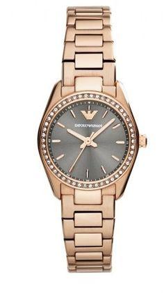 Emporio Armani Damen Armband XS Uhr AR6030