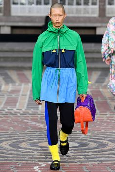 Kenzo Spring/Summer 2018 - Fucking Young!
