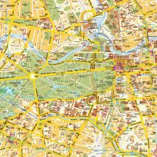 central berlin street map - Google Search