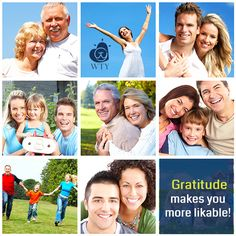 #DidYouKnow: Gratitude makes you more likable!