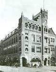Kantoorgebouw De Nederlanden van 1845 - Edificio per uffici De Nederlanden van 1845; Arch. H.P. Berlage; Asterdam