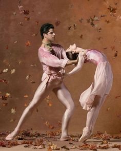 Julie Kent and Marcelo Gomes