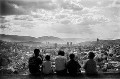 Sarajevo. Photo by János Kummer.