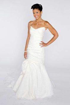 B and B Maya in her wedding dress to wed Rick