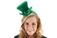 Cocktail Top Hat Headband