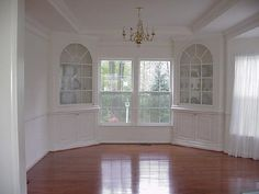 Custom Built-ins Cabinets and Bookcases for Northern Virginia