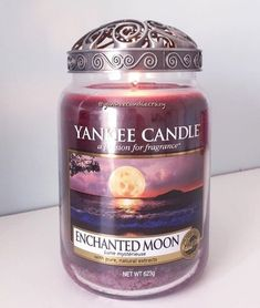 Scented Candles, Candle Jars, Yankee Candles, Fragrance, Pure Products, Perfume