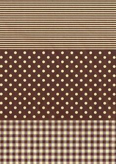 Brown Fabrics