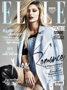 Kylie Jenner - Elle Indonesia, February 2016