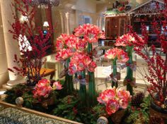 It's beginning to look a lot like Christmas in The Ritz-Carlton Orlando, Grande Lakes lobby!