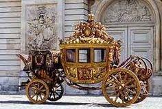 Coche do rei Luis XIV de França