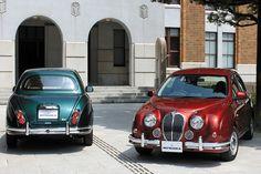 Автомобили с ретро-дизайном, которые выпускаются в наши дни.  Mitsuoka Viewt