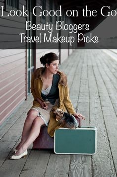 The best #makeup picks to #travel with!