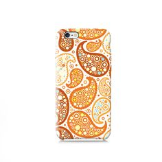 White Paisley Pattern iPhone 6 case, iPhone 4 case, iPhone 5 5s case, iPhone 5c case, Nexus 5 case, LG G3 case, Galaxy S5 case