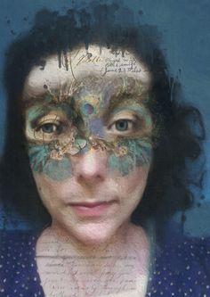 Sarah Jarrett, a very versatile artist this is a digital collage