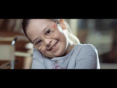 Today is World Down Syndrome Day. Enjoy this beautiful video!