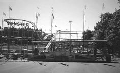 "Back when the FW Zoo had rides.  The roller coaster was called the ""Monster Mouse"" but we all called it the ""MIghty Mouse"""
