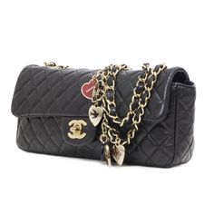 a7cb0efdbdc8 112 Best Chanel images | Chanel black, Hermes, Black quilt