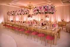Luxury wedding planning and event design services from A Good Affair Wedding and Event Production