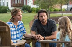 Jennifer Garner and Martin Henderson Miracles From Heaven Movie Image