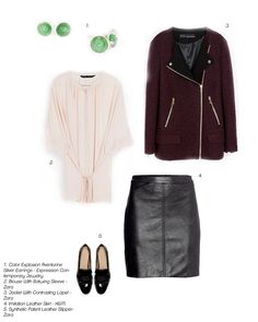 Expression Style board Color your Fall Fashion Jewelry, Contemporary, Fall, Board, Image, Color, Style, Autumn, Swag