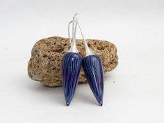 fairy earring Verwunschne Fee Polymer clay Ohrpendel Ohrringe von polymerdesign