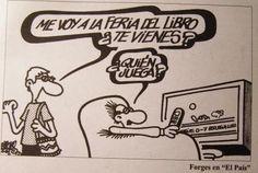 #libros #ferias #humor